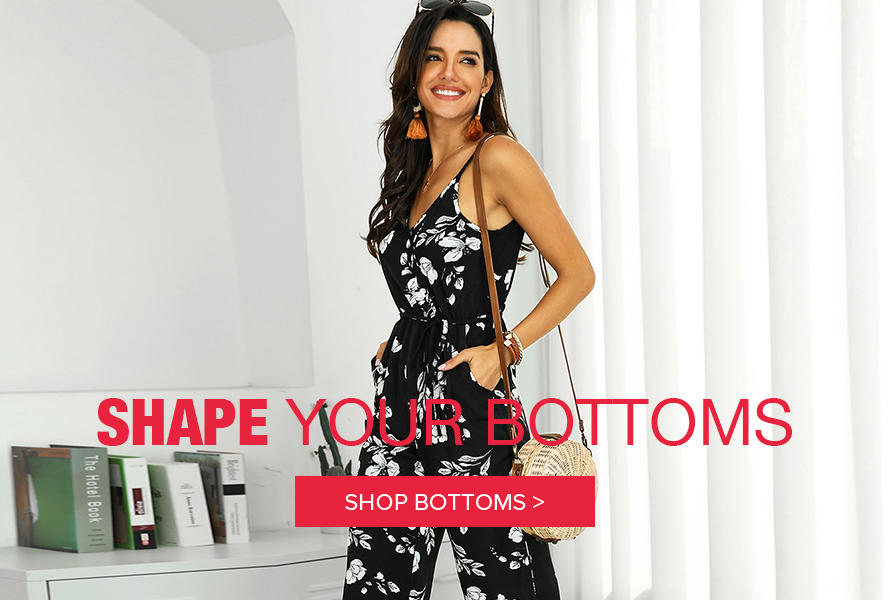 Shape Your Bottoms