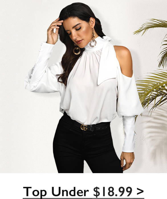Top All Under $18.99