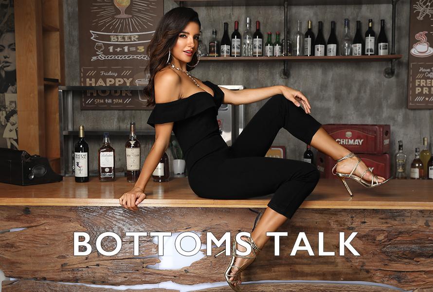 Bottoms Talk