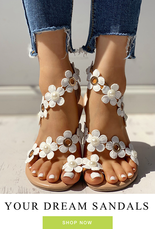 Your dream sandals