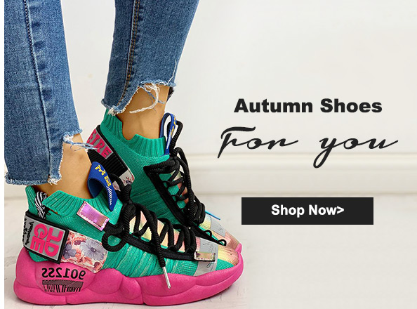 Autumn Shoes For You