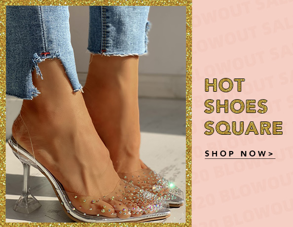 Hot Shoes Square