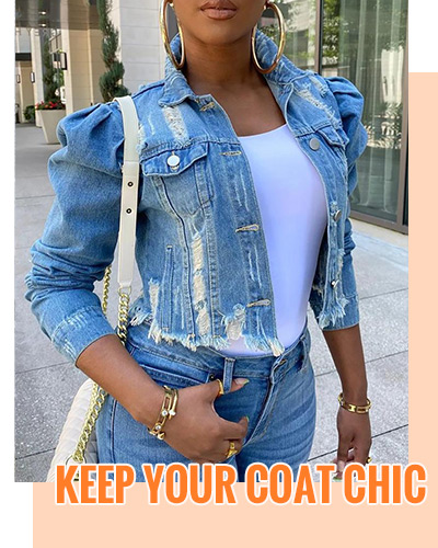 keep your coat chic