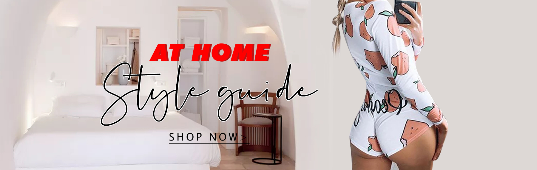 At home style guide