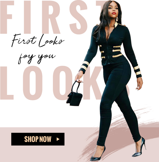 First Looks For You