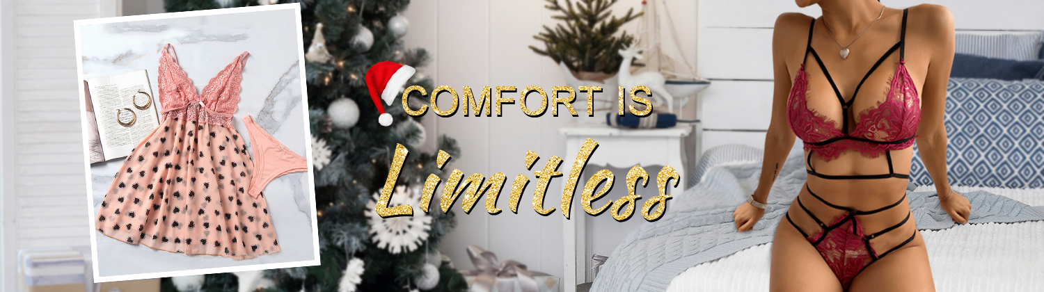 Comfort Is Limitless