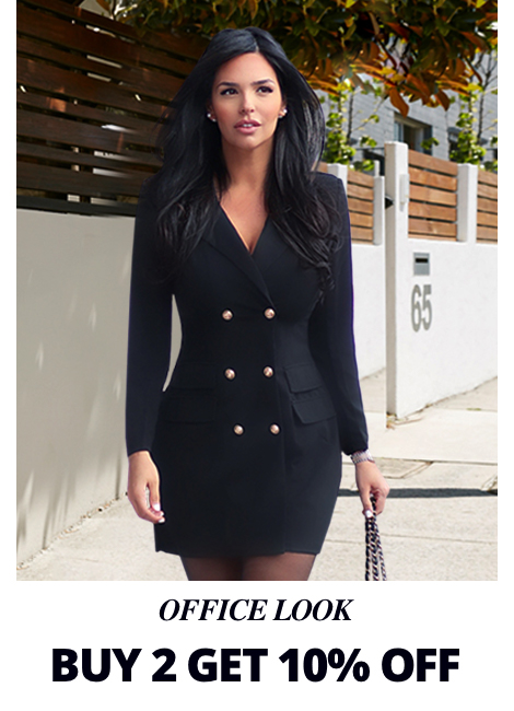 Office Look Buy 2 Get 10% Off