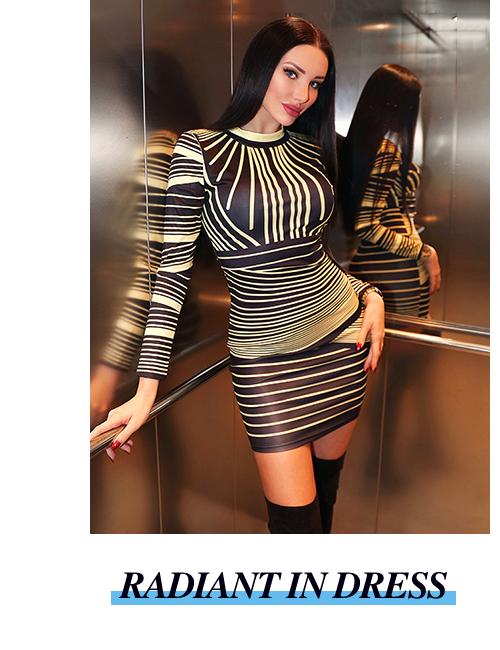 Radiant In Dresses