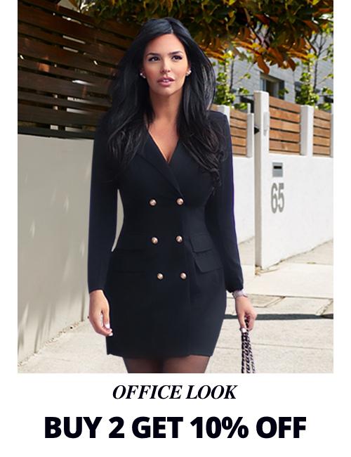 Office Look Buy 2 Get 10% Off