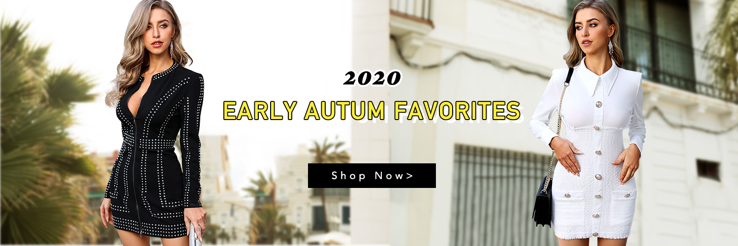2020 Early Autumn Favorites