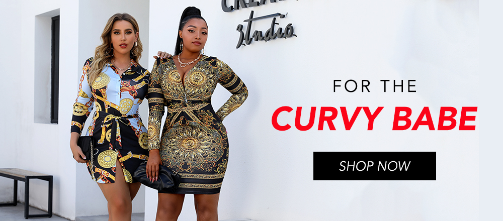 For the Curvy Babe