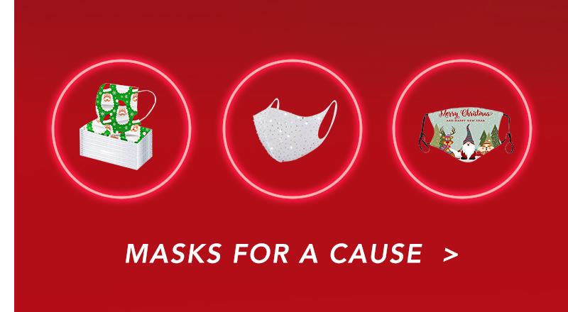 Masks for a cause