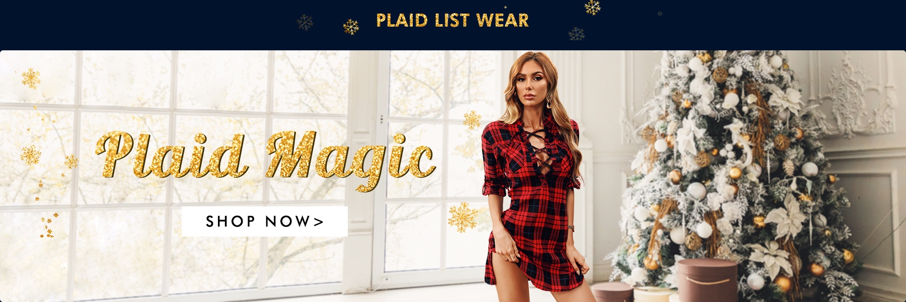 Plaid list wear