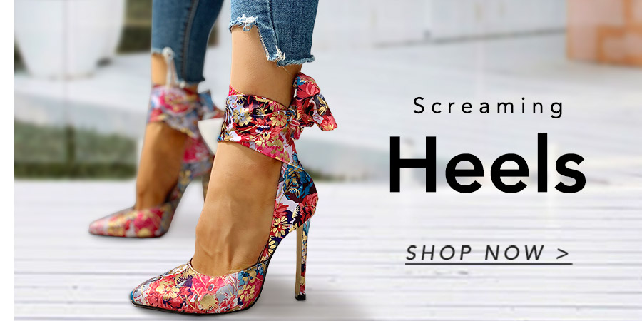 Screaming Heels
