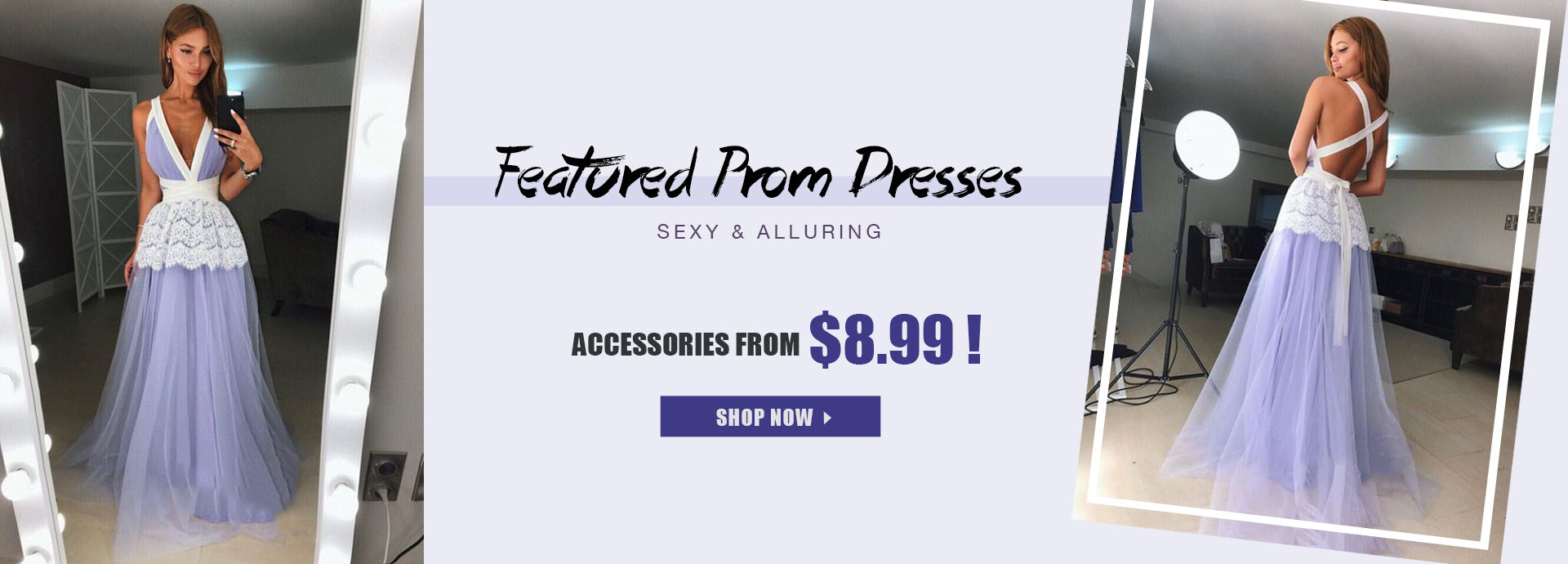 Featured Prom Dresses