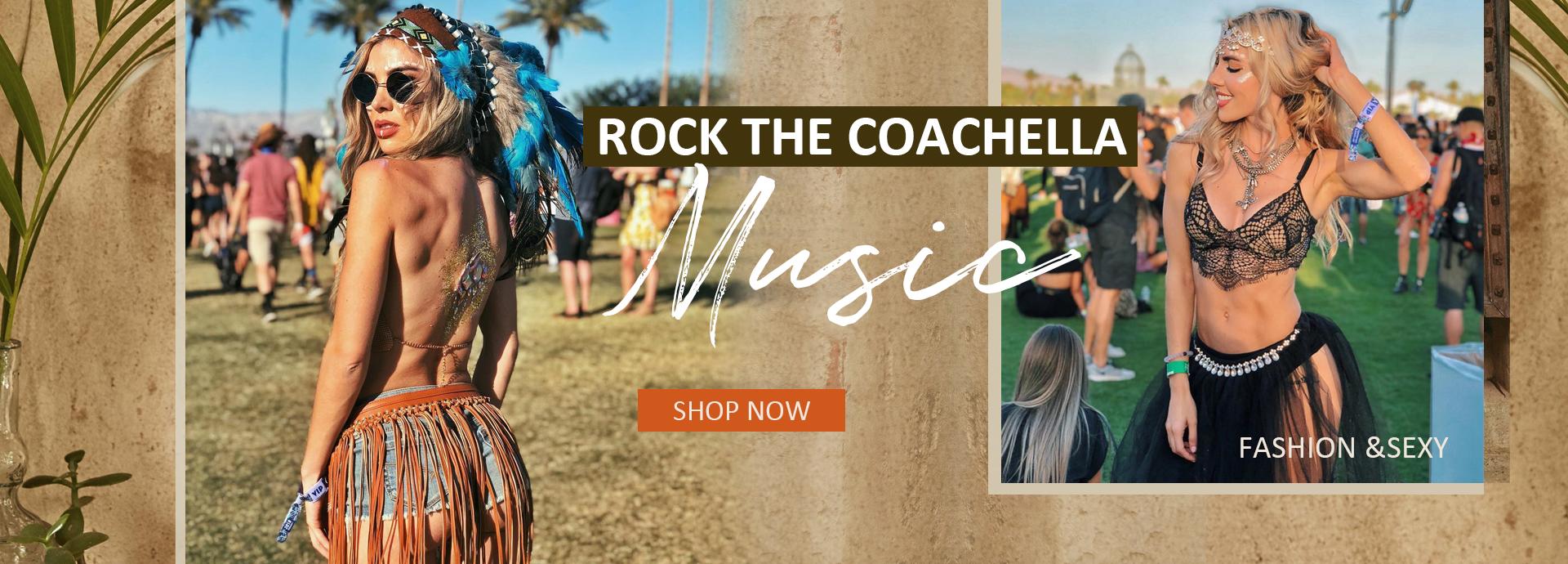Rock the Coachella Music