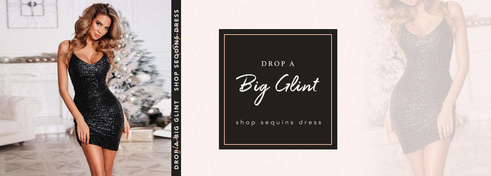 Drop A Big Glint
