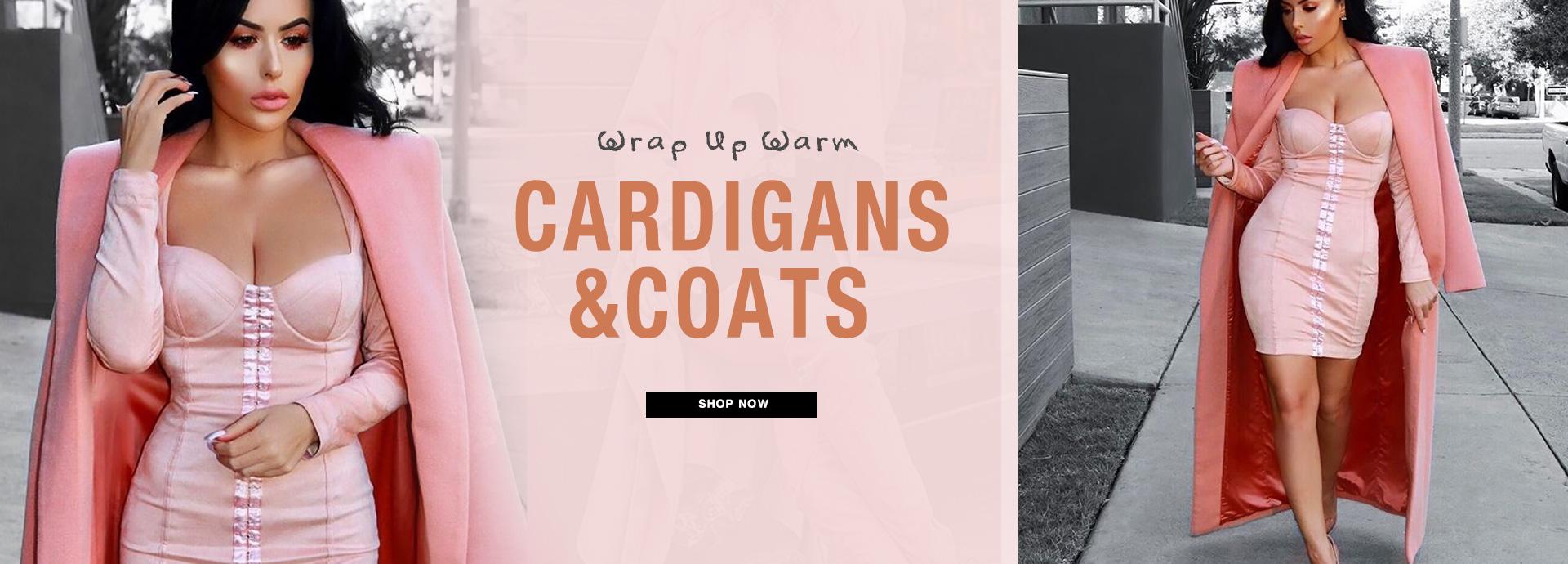 Cardigan&Coat