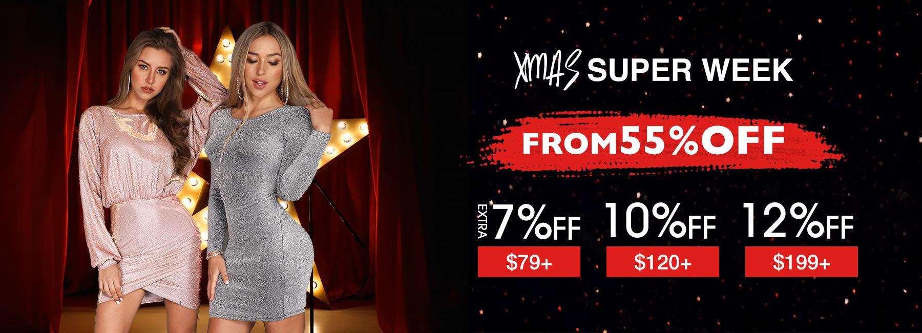Xmax Super Week