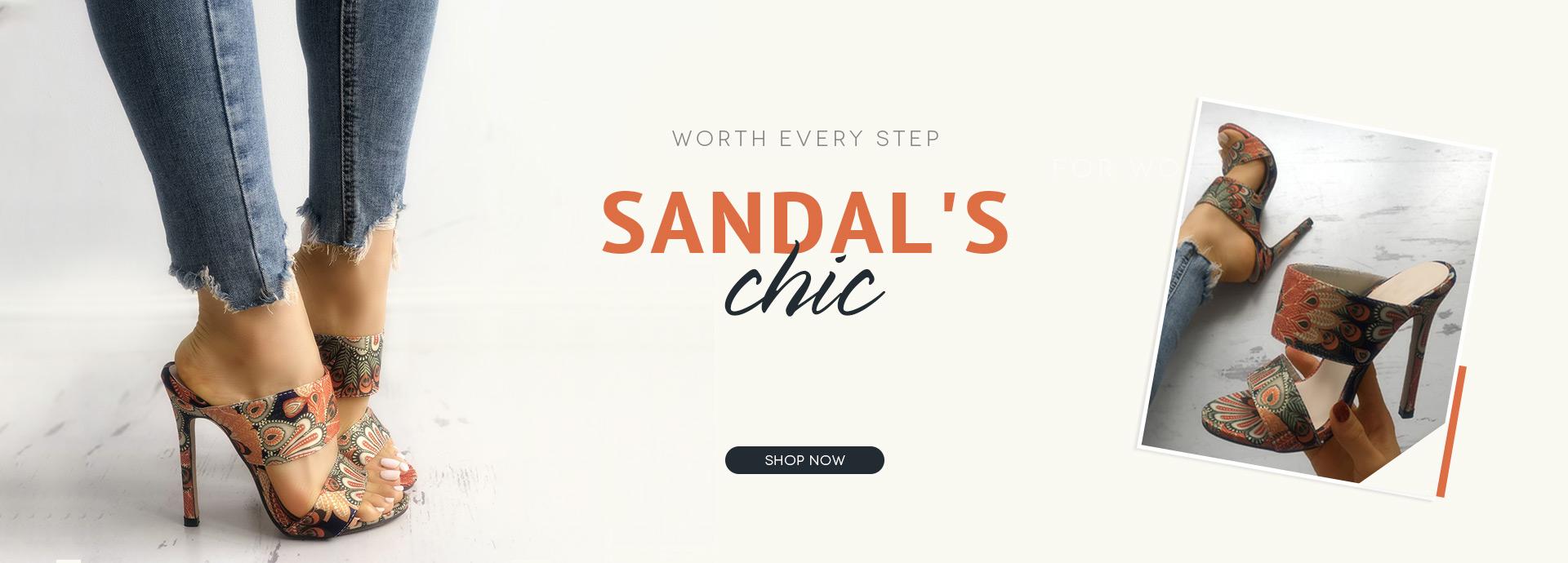 Sandal's Chic