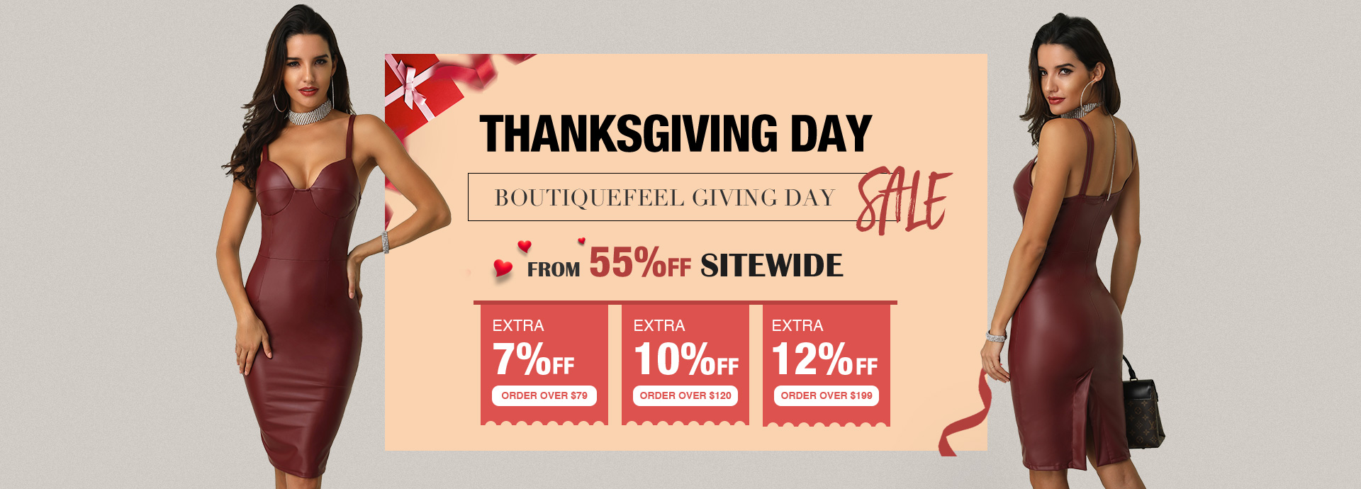 ThanksGiving Day Sale