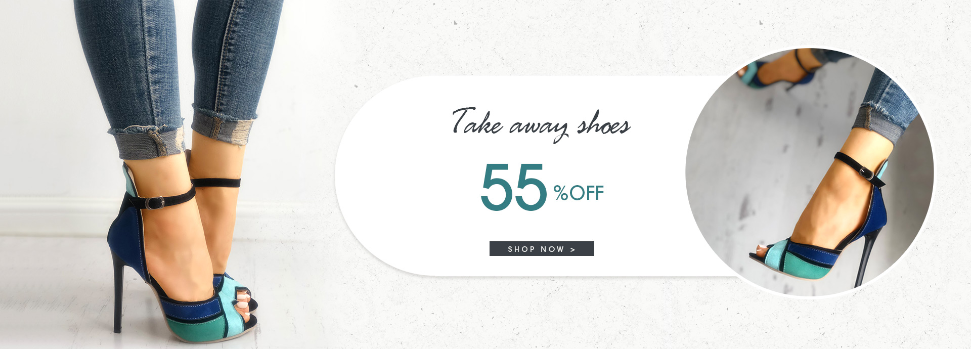 Take Away Shoes