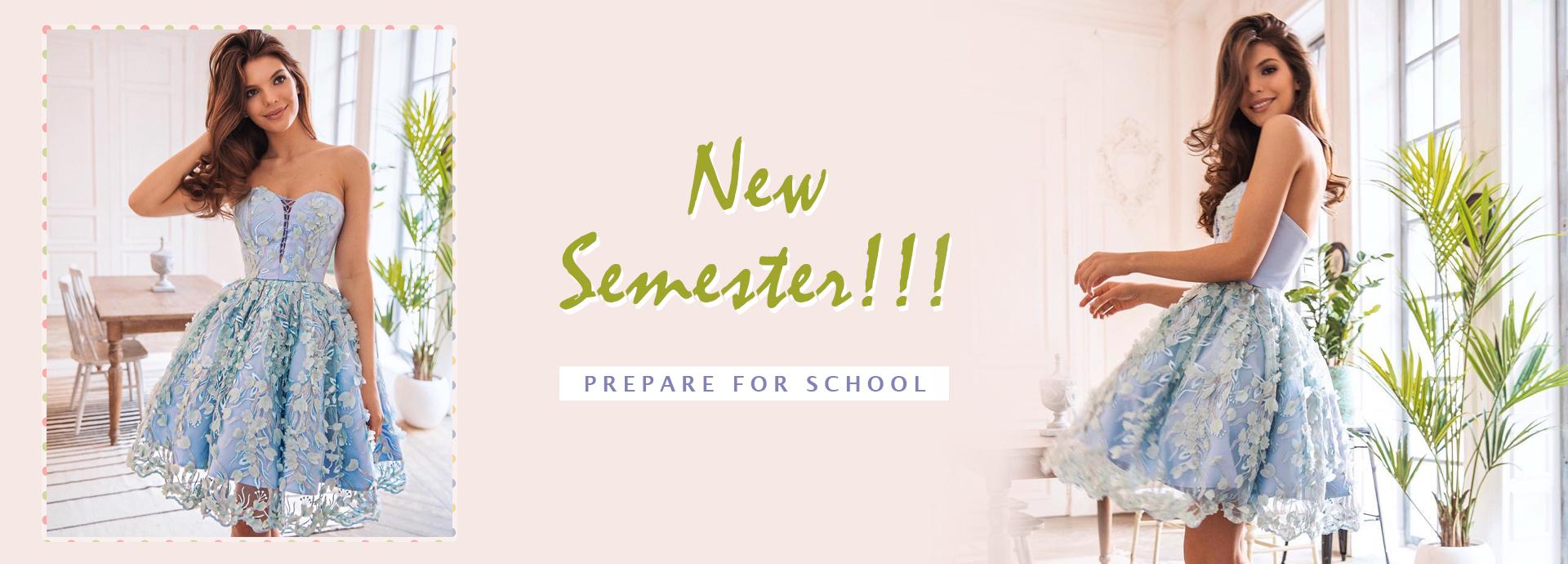 New Semester
