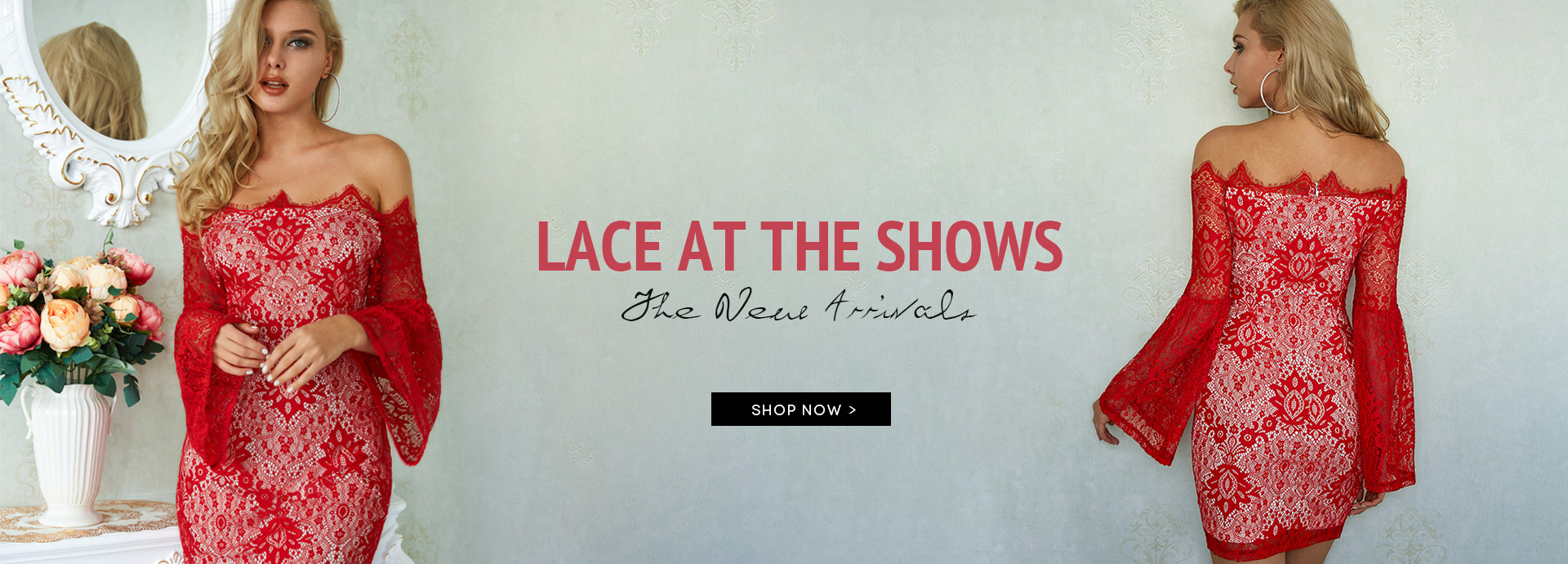 Lace At The Shows