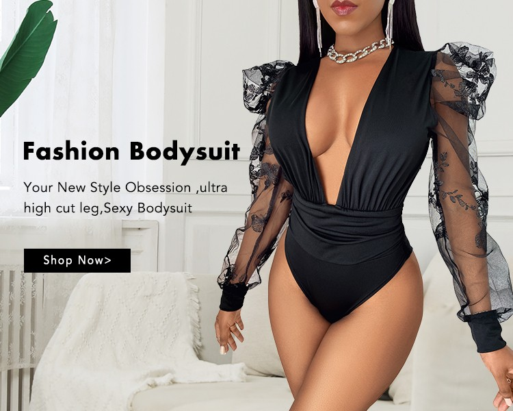 Fashion Bodysuit