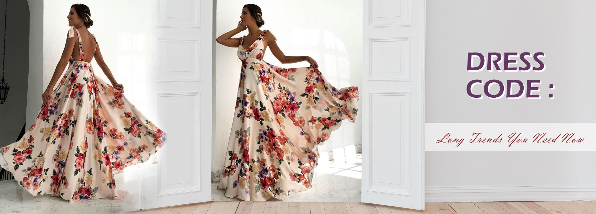 Dress Code Long