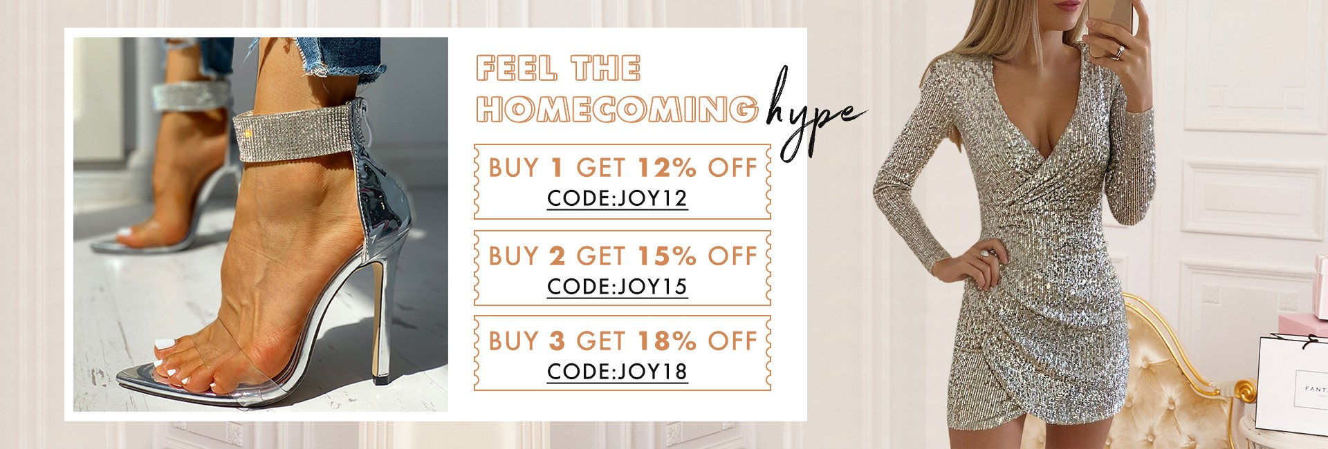 Feel the HOMECOMING hype
