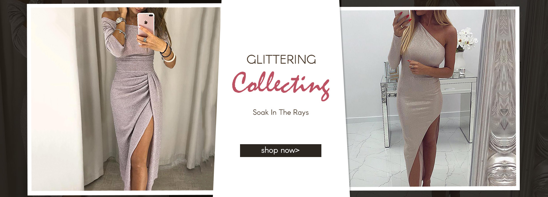 Glittering Collecting