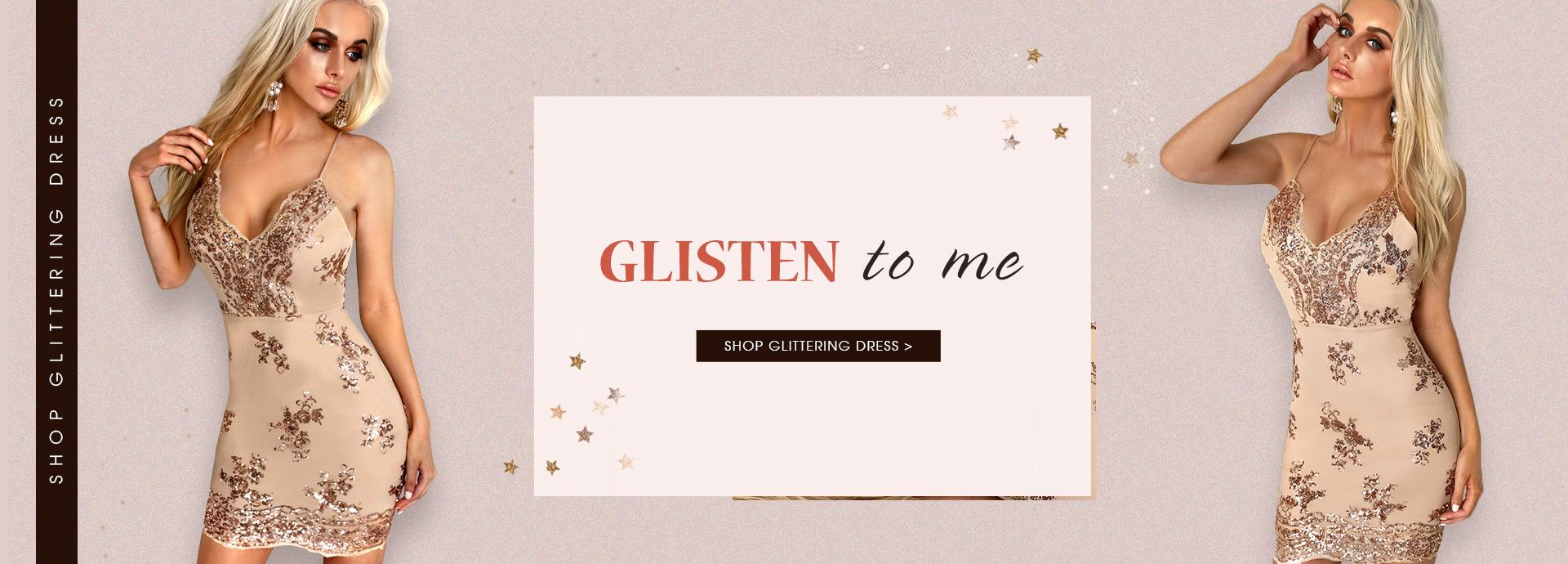 Glisten To Me
