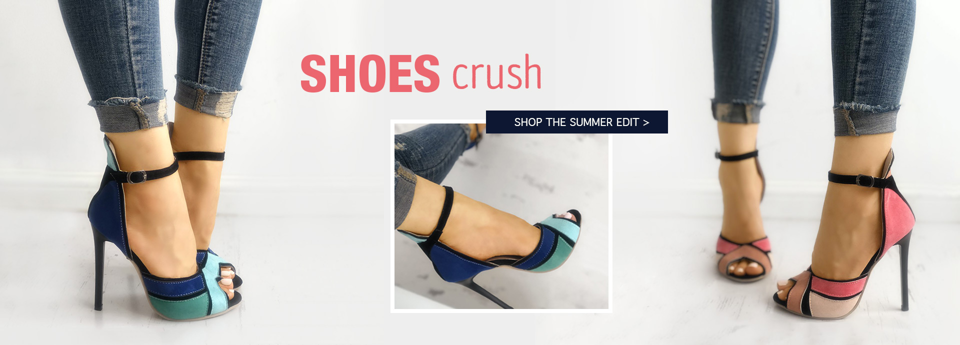 Shoes crush