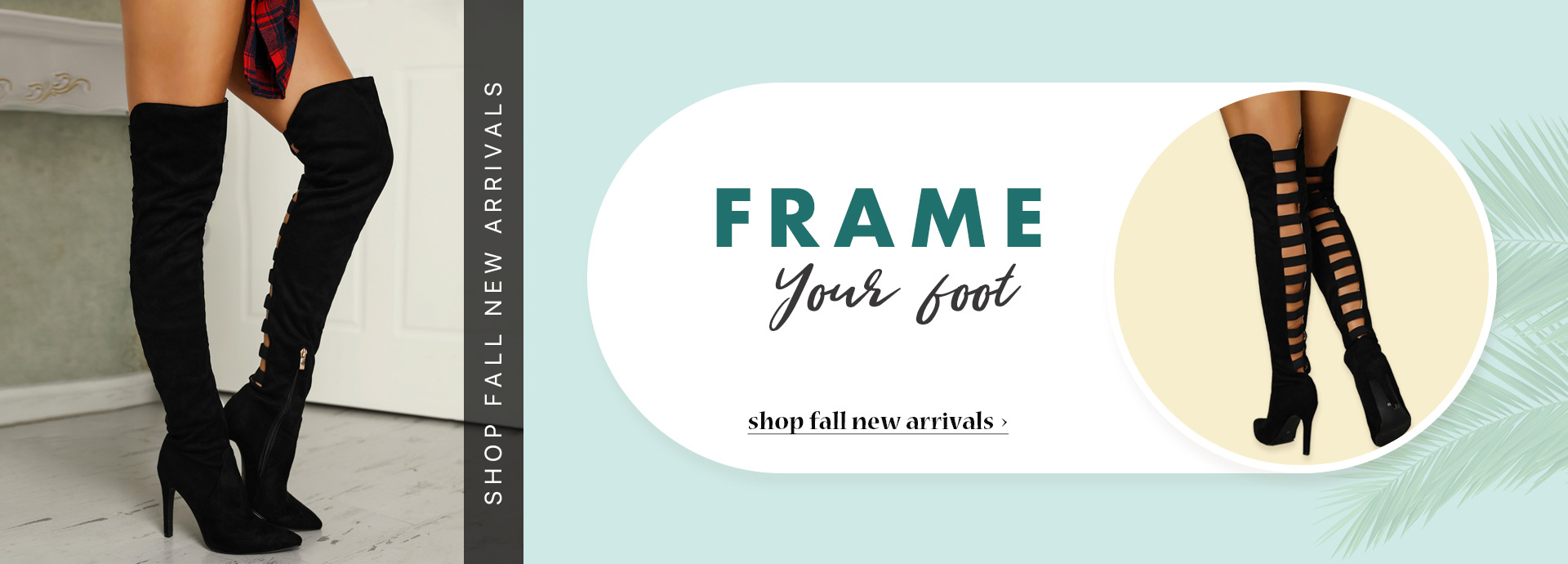 Frame Your Foot