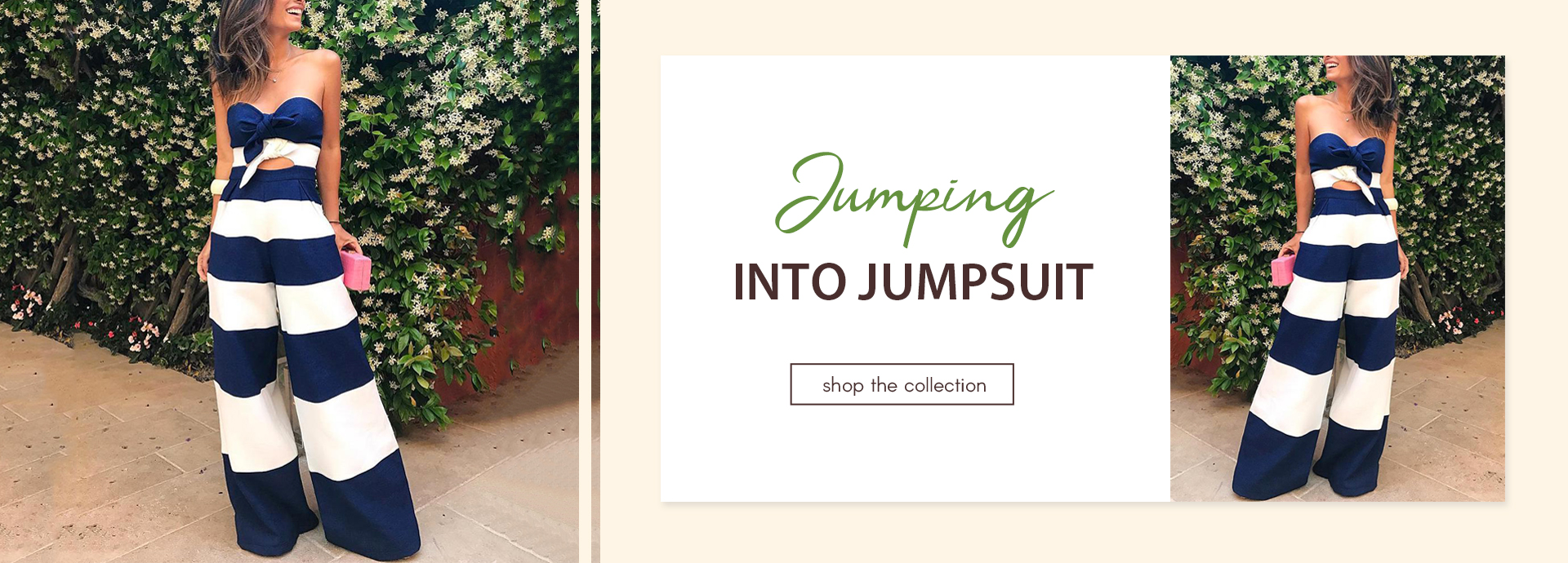 Jumping Into Jumpsuit