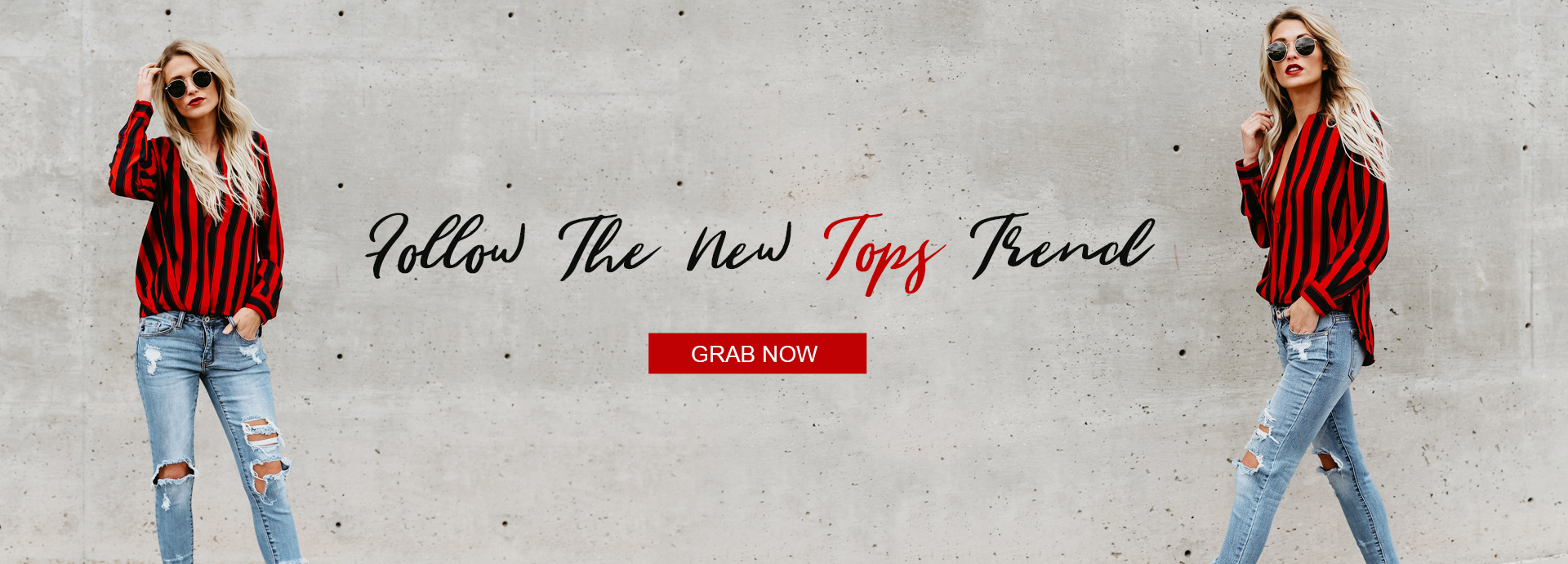 Follow The New Tops Trend
