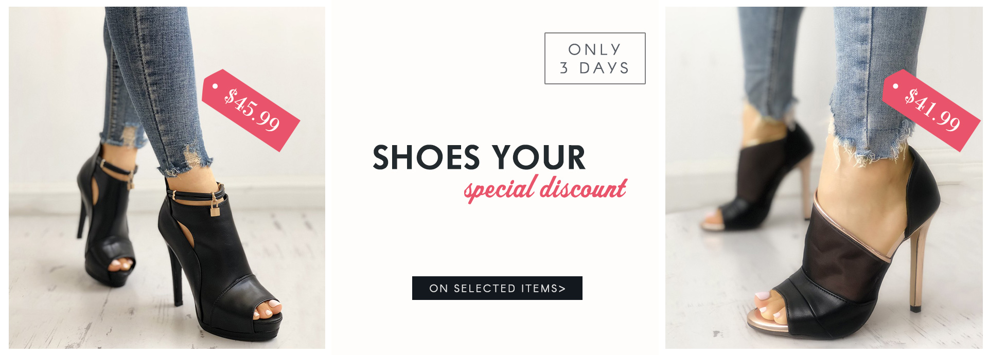 Shoes Your Special Discount