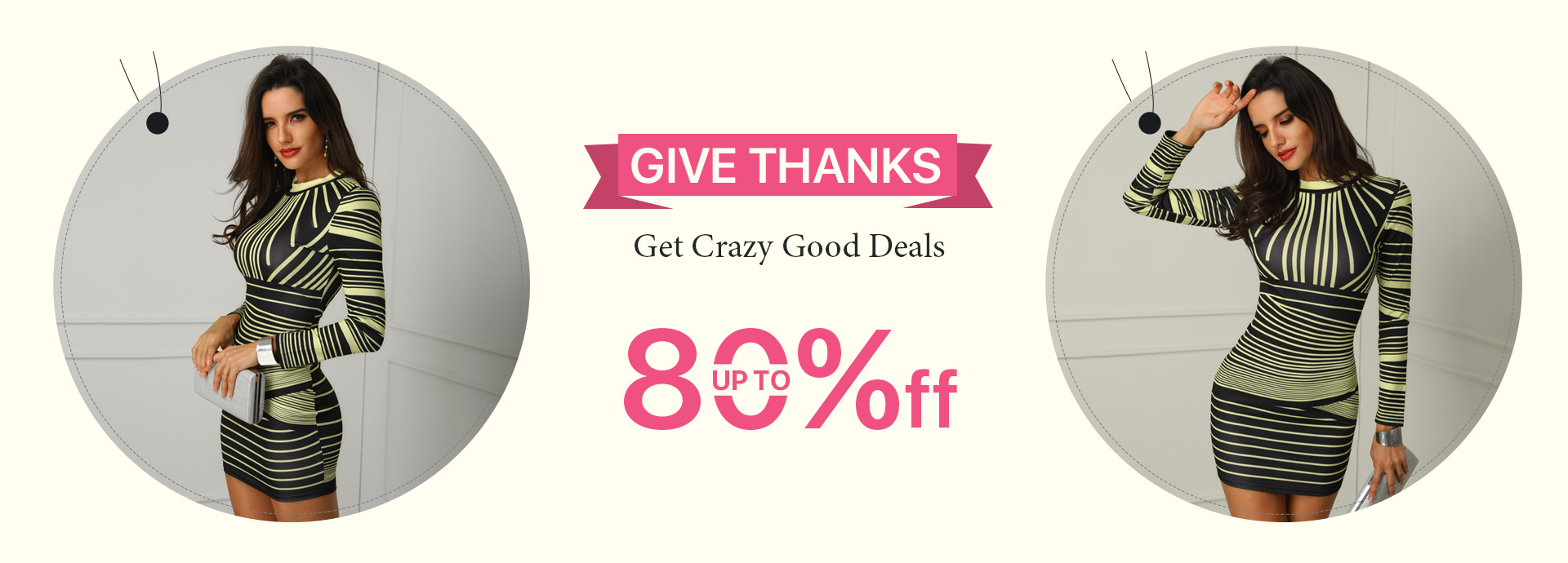 Give Thanks  Get Crazy Good Deals