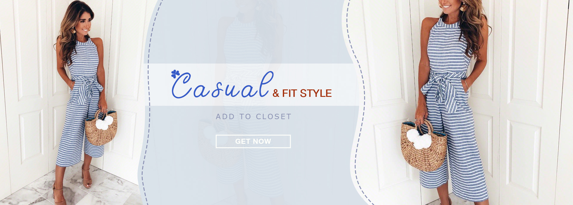 Casual & Fit Style
