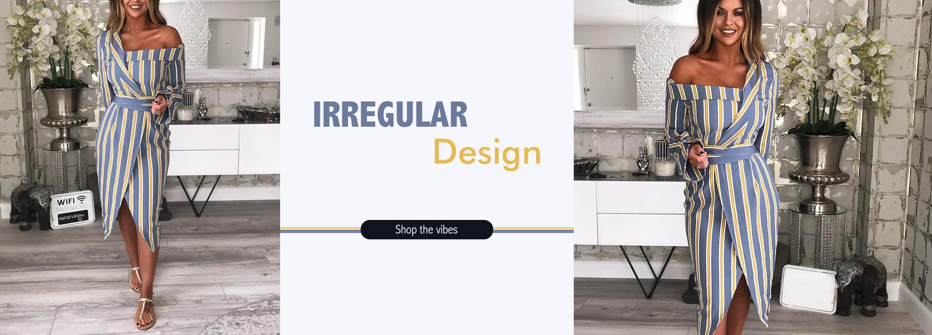 Irregular Design