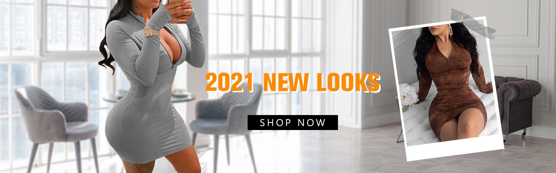 2021 New Dresses