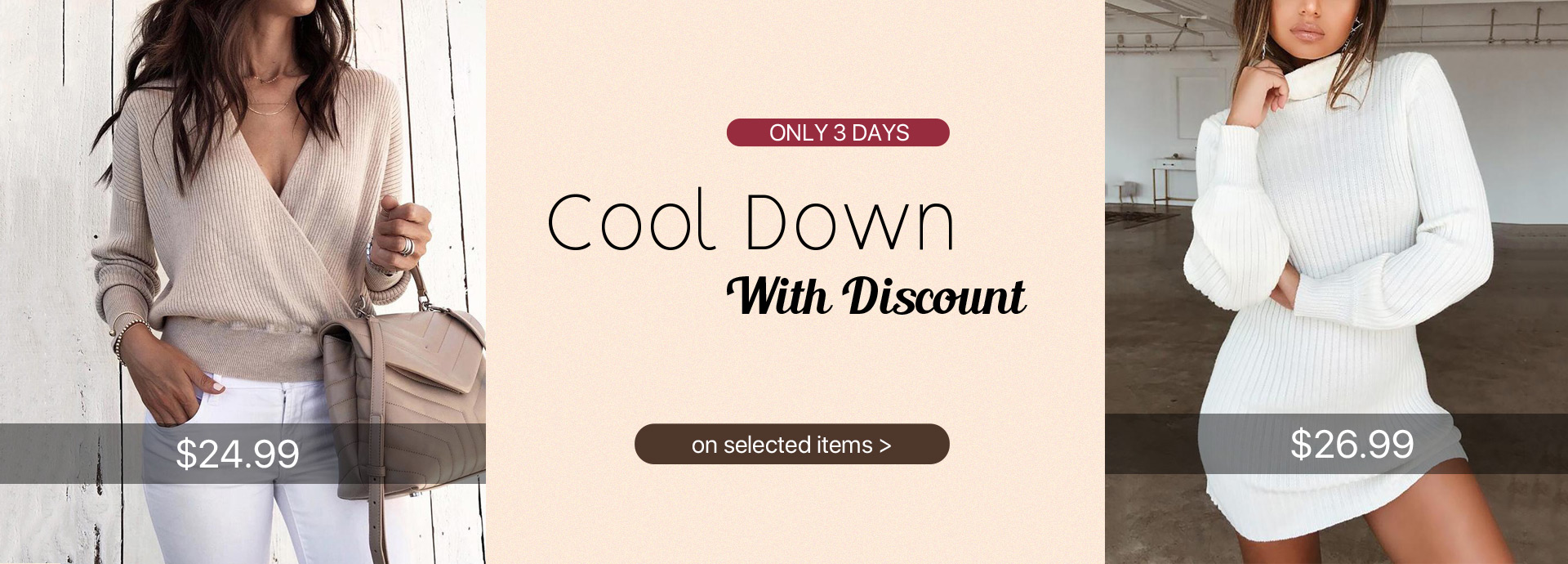 Cool Down With Discount