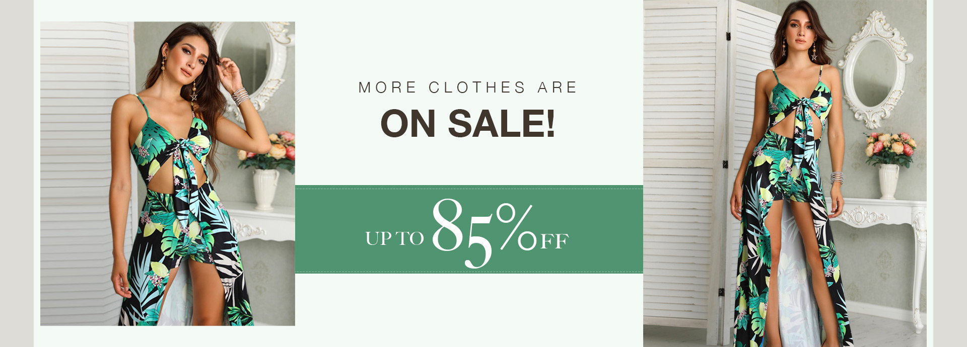 More Clothes Are On Sale