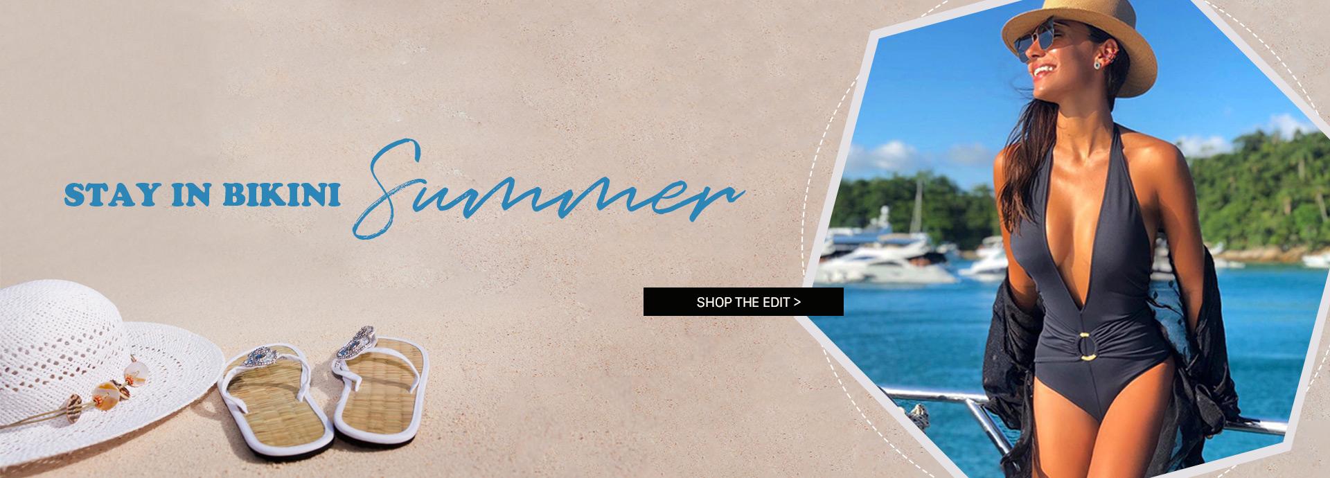 Stay in Bikini Summer