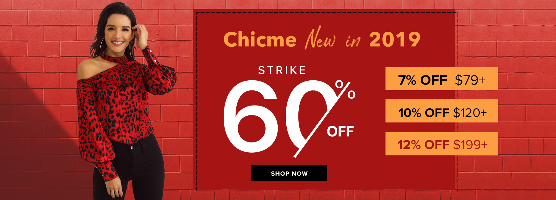 ChicMe New In 2019