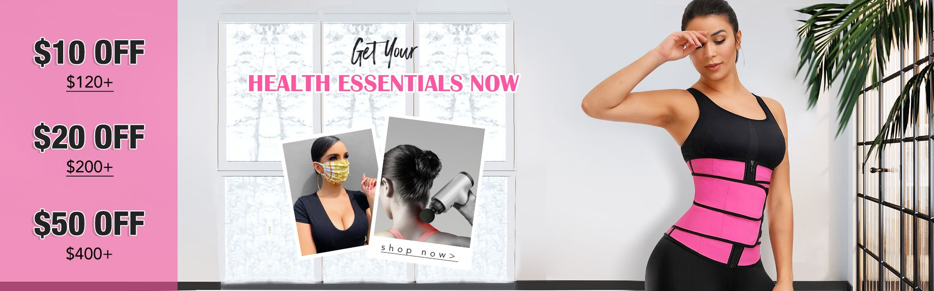 Get Your Health Essentials NOW