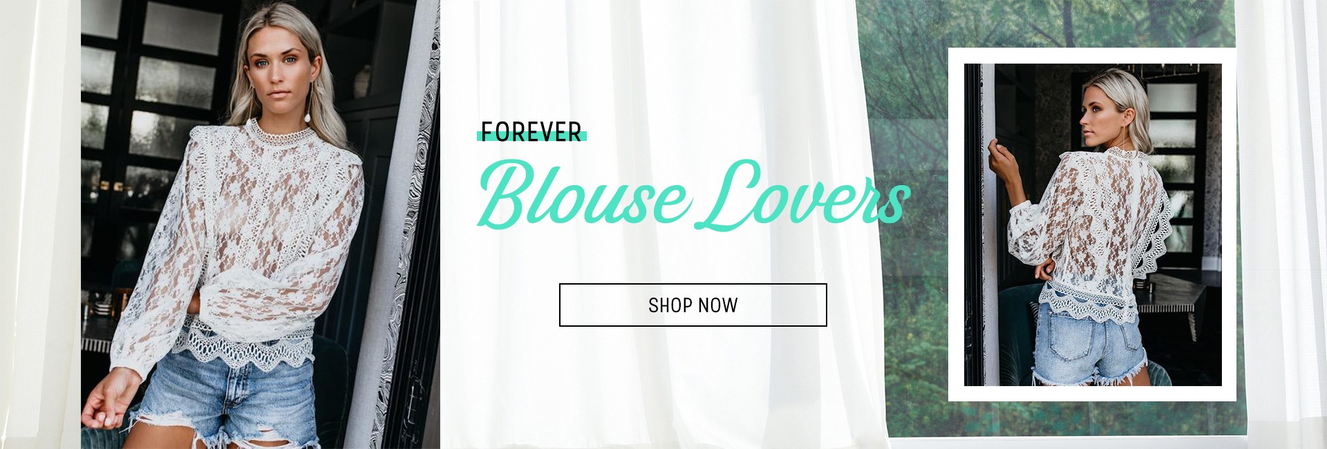 Forever Blouse Lovers