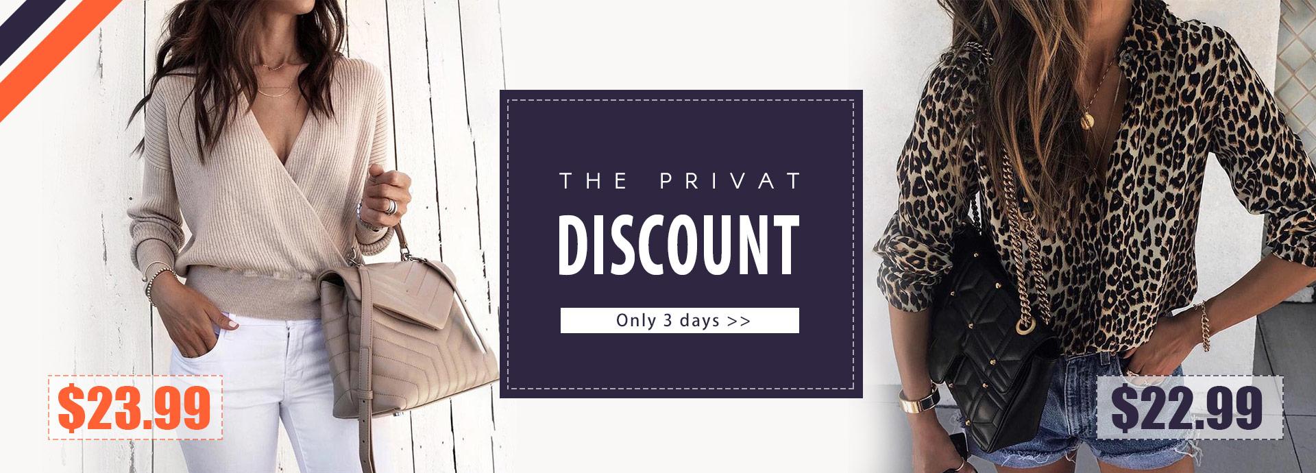 The Private Discount