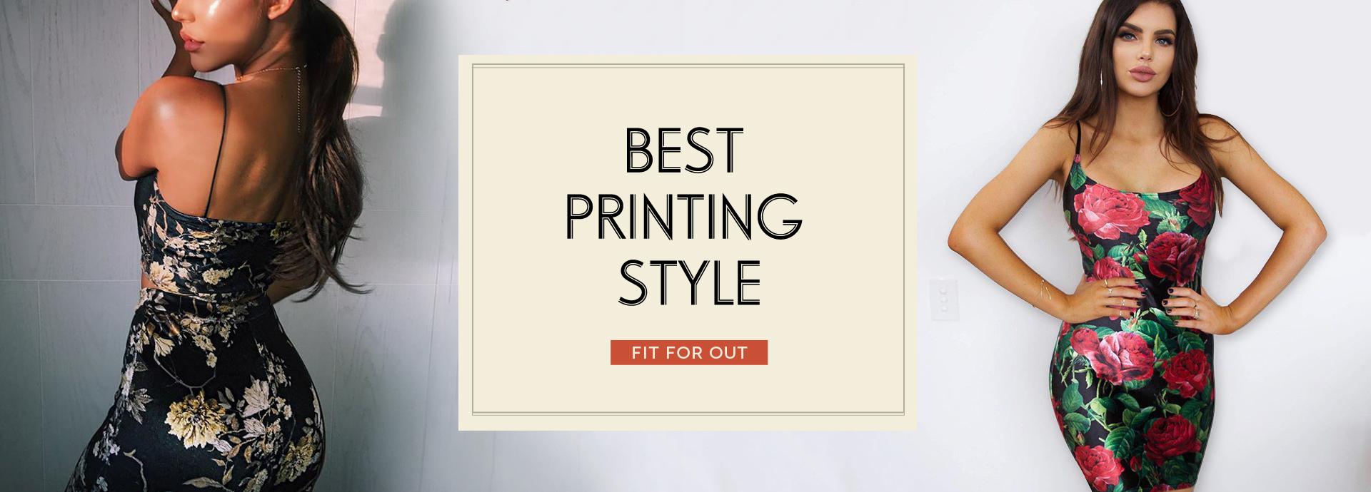 Best Printing Style